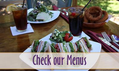 Menus At The Big Sur River Inn And Restaurant
