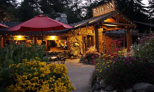 Elegant Big Sur River Inn And Restaurant
